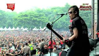 Download Video TCUKIMAY Live at HELLPRINT - MONSTER OF NOISE 2 MP3 3GP MP4