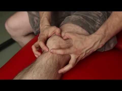 Боль и онемение в коленном суставе