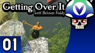 [Vinesauce] Joel   Getting Over It ( Part 1 )