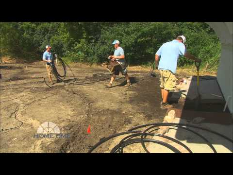 How to Install an Irrigation System - part 1