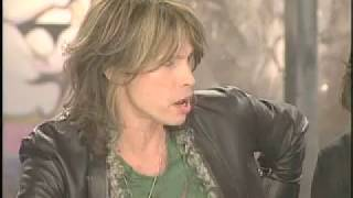 Aerosmith - Makin of Just Push Play album EPK
