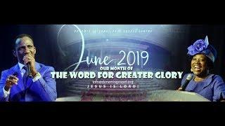 TRIUMPHING OVER PREMATURE DEATH: JUNE 2019 PRESERVATION SERVICE. 05-06-2019