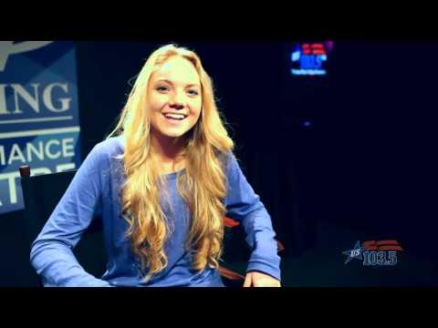 Danielle Bradbery dishes on her coach Blake Shelton