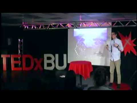 Defining creativity with the singular spark | Wouter Boon | TEDxBU