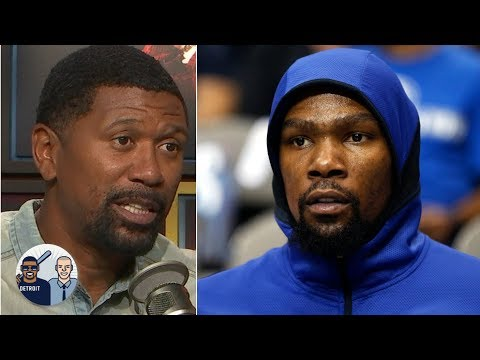 Jalen Rose reacts to Kevin Durant saying he hates the NBA some days   Jalen & Jacoby