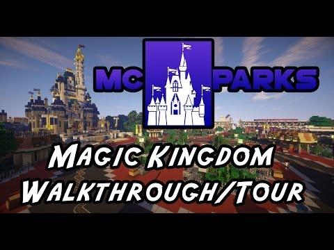 MCParks: Walt Disney World, Disneyland, Universal Studios, Busch
