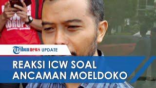 Akan Dipolisikan jika 1x24 Jam Tak Minta Maaf, Begini Reaksi ICW soal Ancaman KSP Moeldoko
