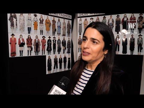 Etro Milan fashion report fall-winter 20-21