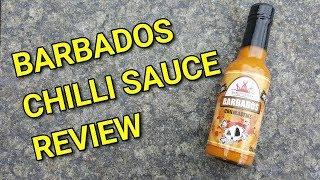 Barbados Hot Sauce Review from Poppamies