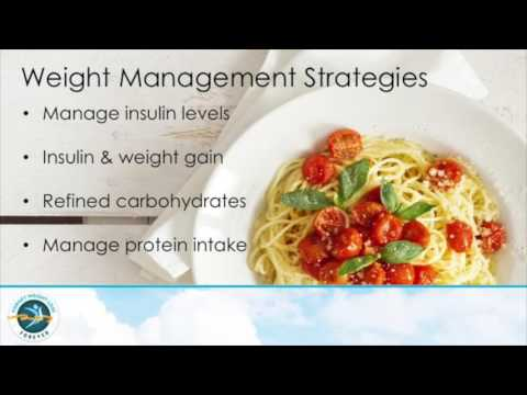 Video How to Reverse Insulin Resistance naturally with a low carbohydrate diet and intermittent fasting.