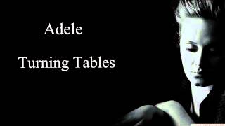 Adele - Turning Tables - (Acapella)