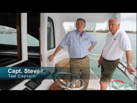 Spencer 70 2011 Convertible  Yacht Performance Test / Review – By BoatTest.com