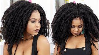 Marley Hair Com Crochet Braids | Eva Lima