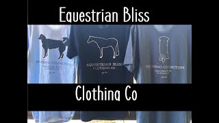 Equestrian Bliss Clothing! | EquestrianBliss