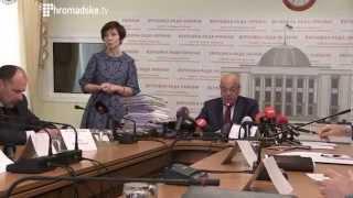 Суперечка Олени Бондаренко і Геннадія Москаля