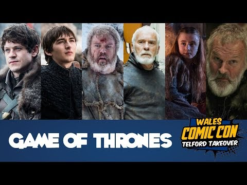 Game Of Thrones Panel - Wales Comic Con: Telford Takeover Dec 2019
