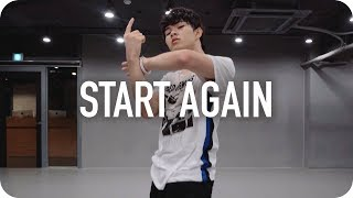 Start Again   OneRepublic Ft. Logic  Jun Liu Choreography