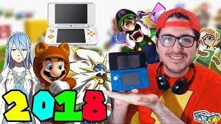Nintendo3DSen2018:¿Valelapena?-MEJORESJUEGOSYLANZAMIENTOS SQS