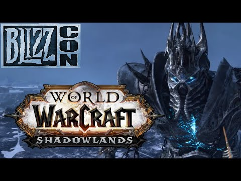 Nejnovější expanze Shadowlands!! | World of Warcraft cinematic