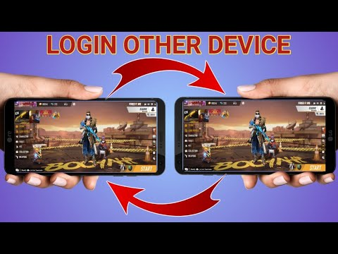 How to login your free fire account in other devices//Garena Free Fire