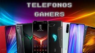Los mejores TELEFONOS GAMING 2020 baratos y funcionales | México