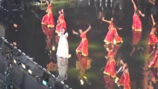 Gambar cover UK Welcome Modi - Wembley Stadium - Alisha Chinai - Made in India