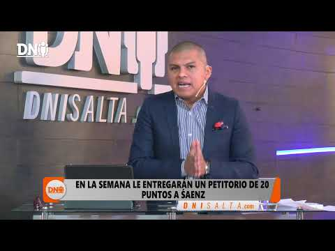 Video: DNI TV en VIVO - Somos Salta Jujuy 22/11/2020