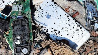 full restoration video | Restore iPhone 5 | Rebuild broken phone (Episode 2)