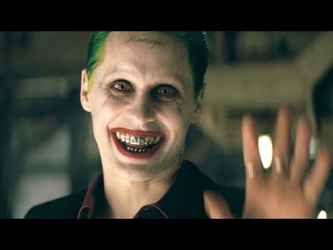 Joker & Harley Quinn 'Suicide Squad' Behind The Scenes [+Subtitles]