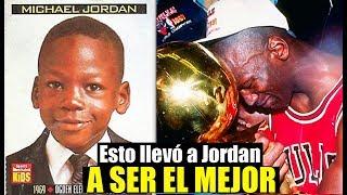 La Impactante Historia De Michael Jordan Y El Por Que Se Retiró De La NBA