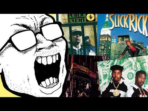 Golden Age Hip Hop Starter Pack