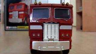 MP-4 Masterpiece Convoy / Optimus Prime - part 1 of 2