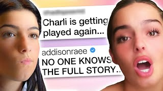 Charli DAmelio GETS PLAYED? Bryce Hall SPEAKS OUT About Addison Rae