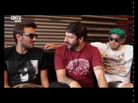 No Te Va Gustar video Entrevista CM - Marzo 2015