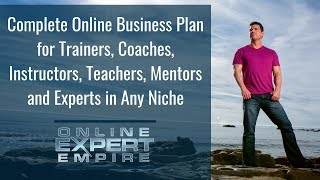 I will give you online coach / trainer / consultant business system that is an ONLINE BUSINESS-IN-A-BOX  – VERY COMPREHENSIVE