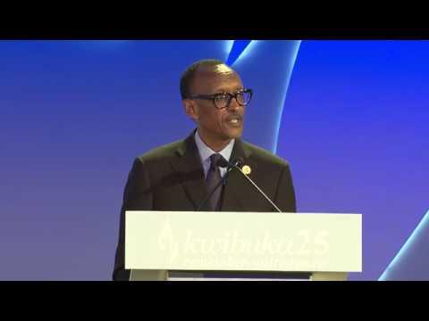 Kwibuka 25 | Remarks by President Kagame