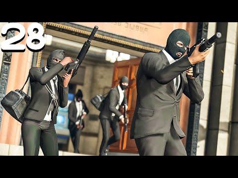 The Big Score! - Grand Theft Auto 5 - Part 28