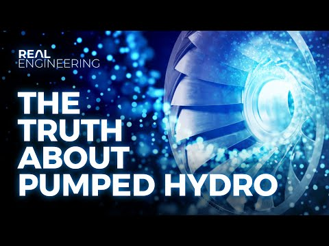 The Truth About Pumped Hydro