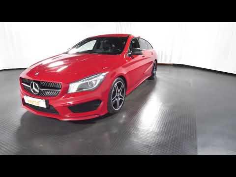 Mercedes-Benz CLA 200 Aut. Shooting Brake Premium Business AMG-Paketti, Farmari, Automaatti, Bensiini, BSR-162