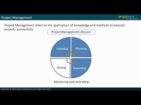 MS Project 2013 Certification - Part 1 - YouTube