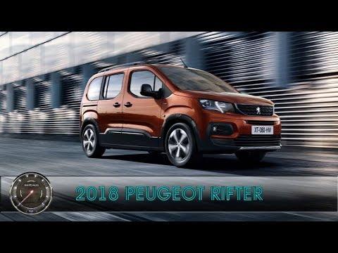 Peugeot  Rifter Минивен класса M - тест-драйв 4