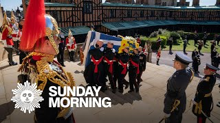 Prince Philip is laid to rest at Windsor
