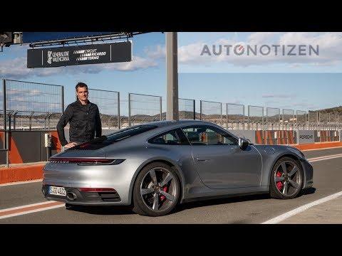 Porsche 911 (992) Carrera S 2019 Review, Testfahrt, Fahrbericht
