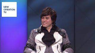 Joseph Prince - Lass los und lass seine Versorgung fließen I New Creation TV Deutsch