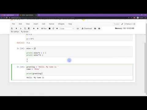 Python for linear algebra (for absolute beginners)