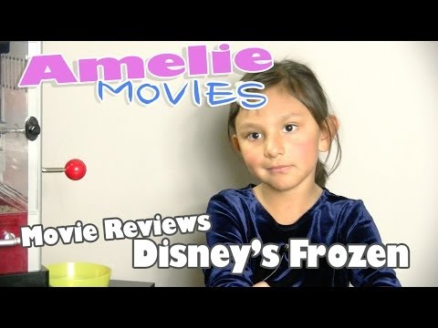 Disneys Frozen Movie Review: Kids Movie Review