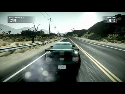Need for Speed: The Run Trailer Shows New Gameplay Footage