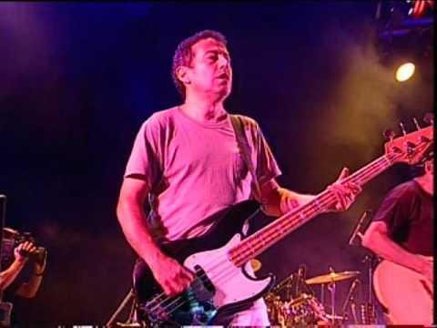 La Mississippi video El dieciséis - San Pedro Rock II / Argentina 2004