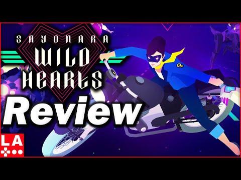 Sayonara Wild Hearts Review | (Nintendo Switch / PS4) video thumbnail