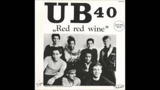 Gambar cover UB40 - Red Red Wine (12